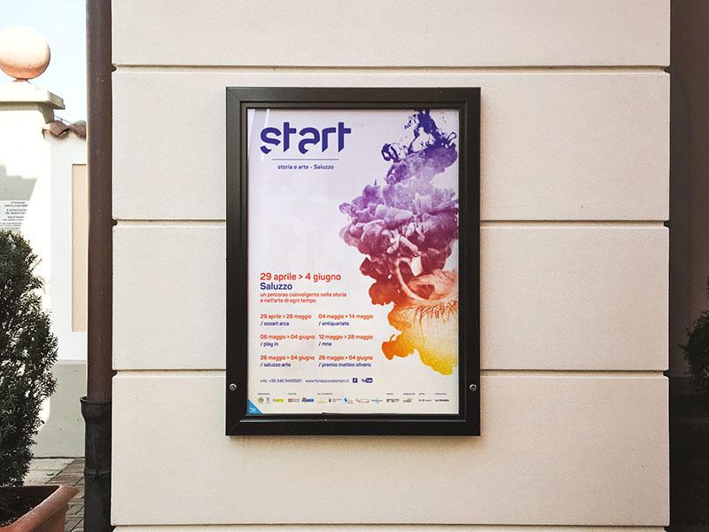 start/storia e arte
